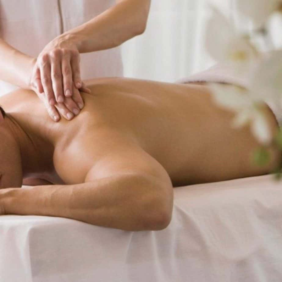 Massage for men - gift ideas