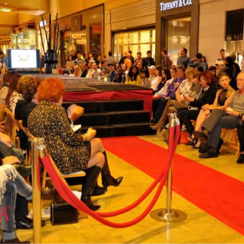 Fashion show fundraising event in Arizona that we hosted