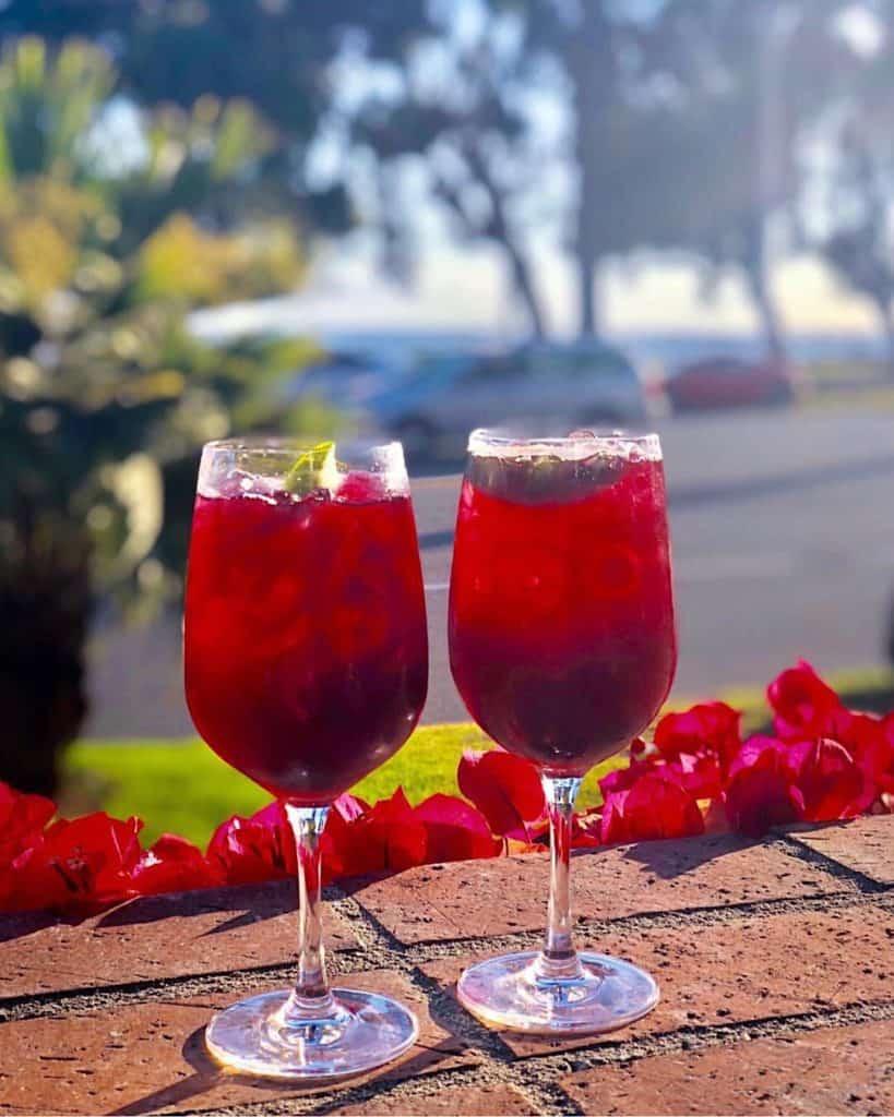 cocktails the bungalow