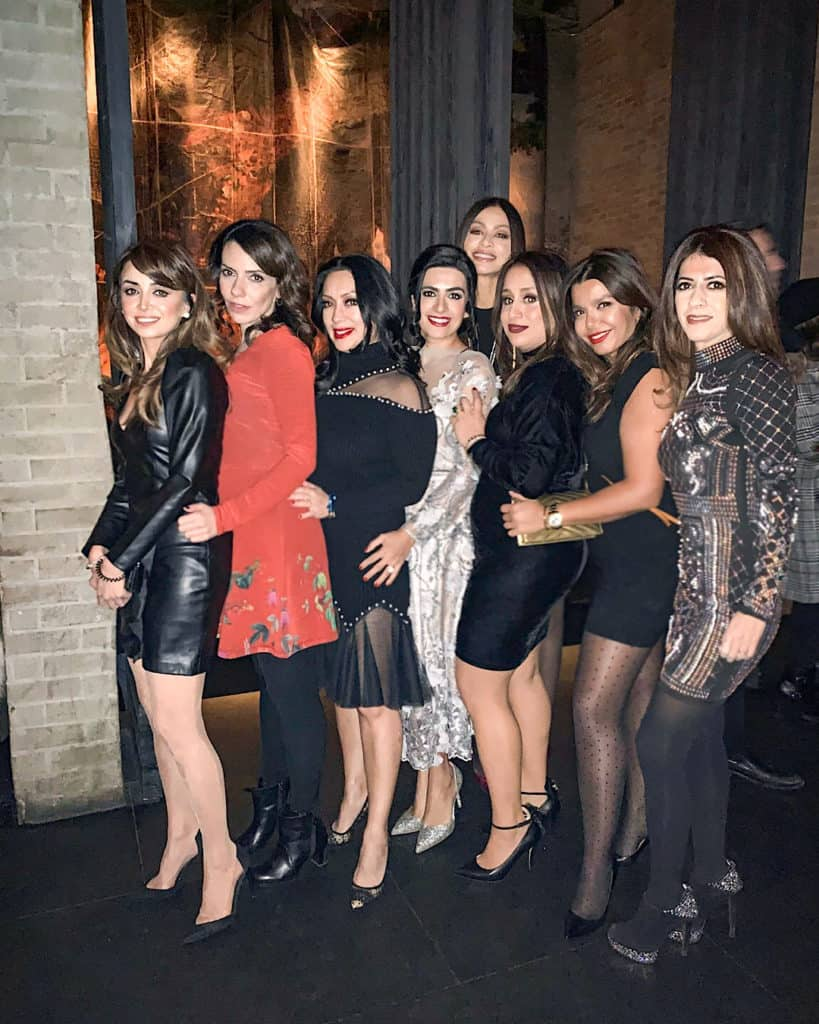 Buddakan Restaurant New York City Birthday Celebration