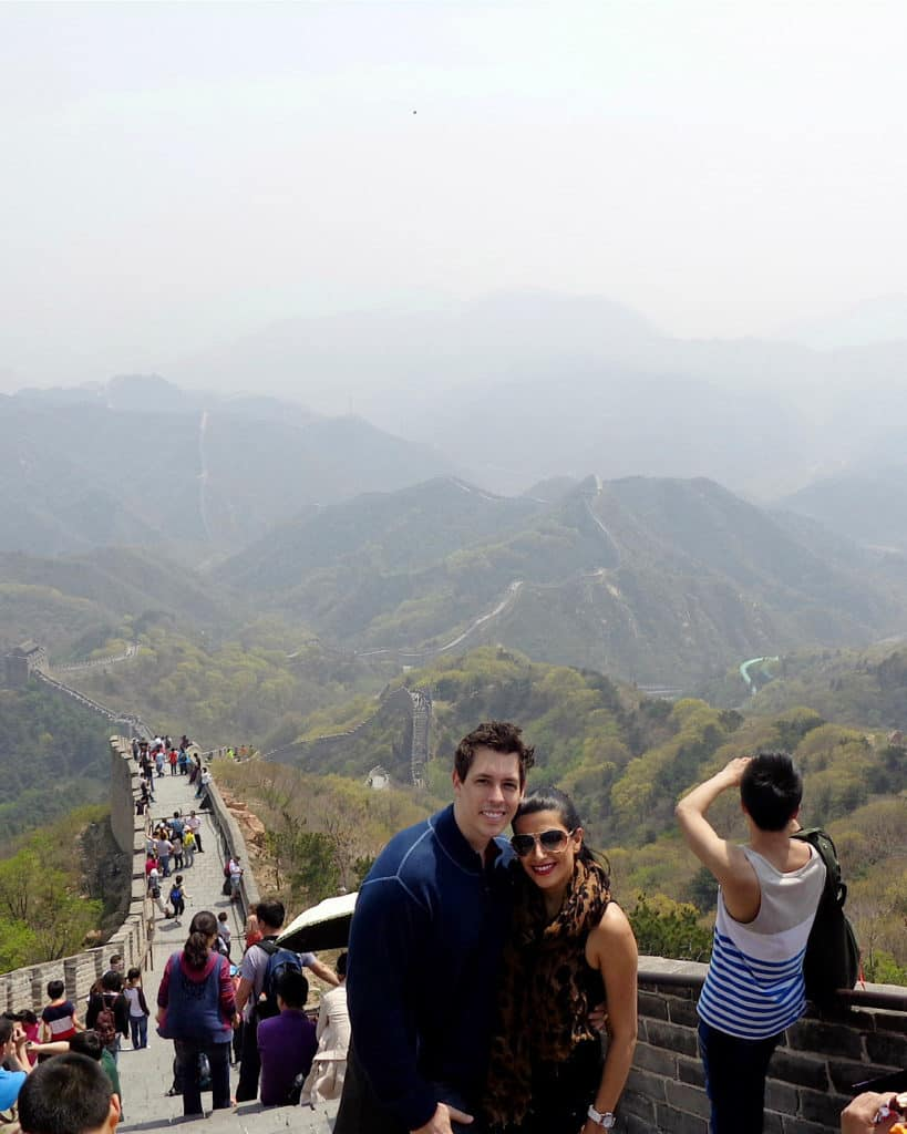 Us in China! 10 Ways to Keep Your Marriage Strong