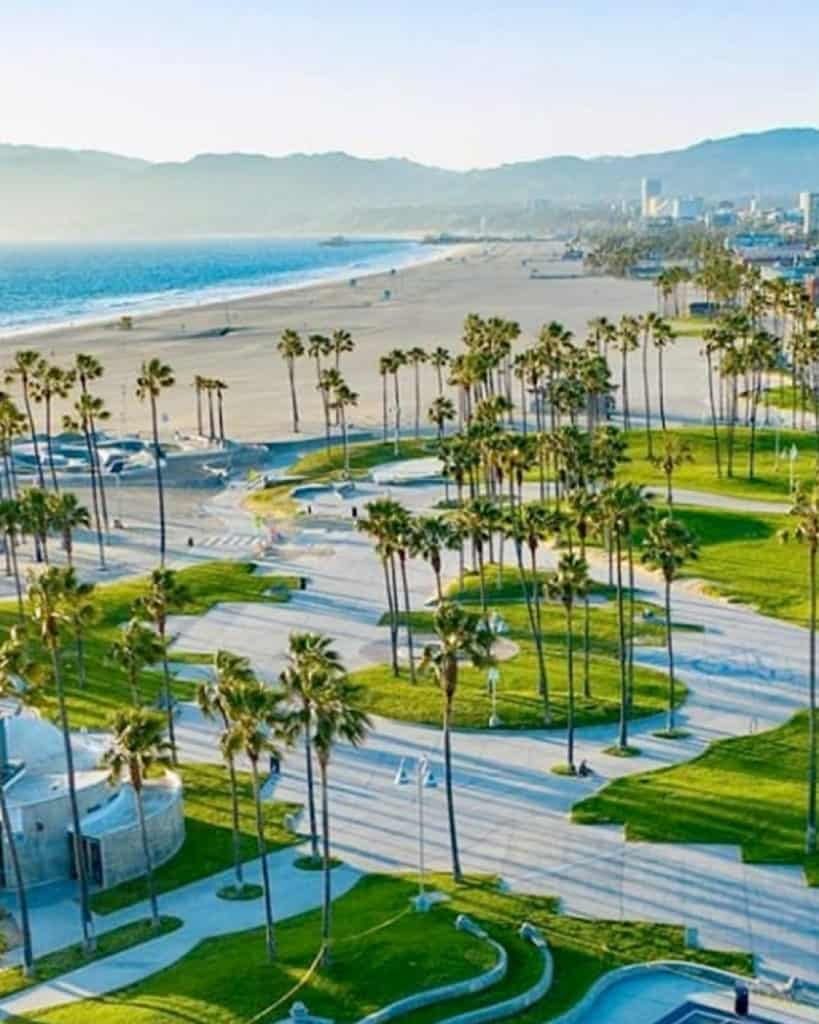3 Days In Los Angeles itinerary - Venice Beach