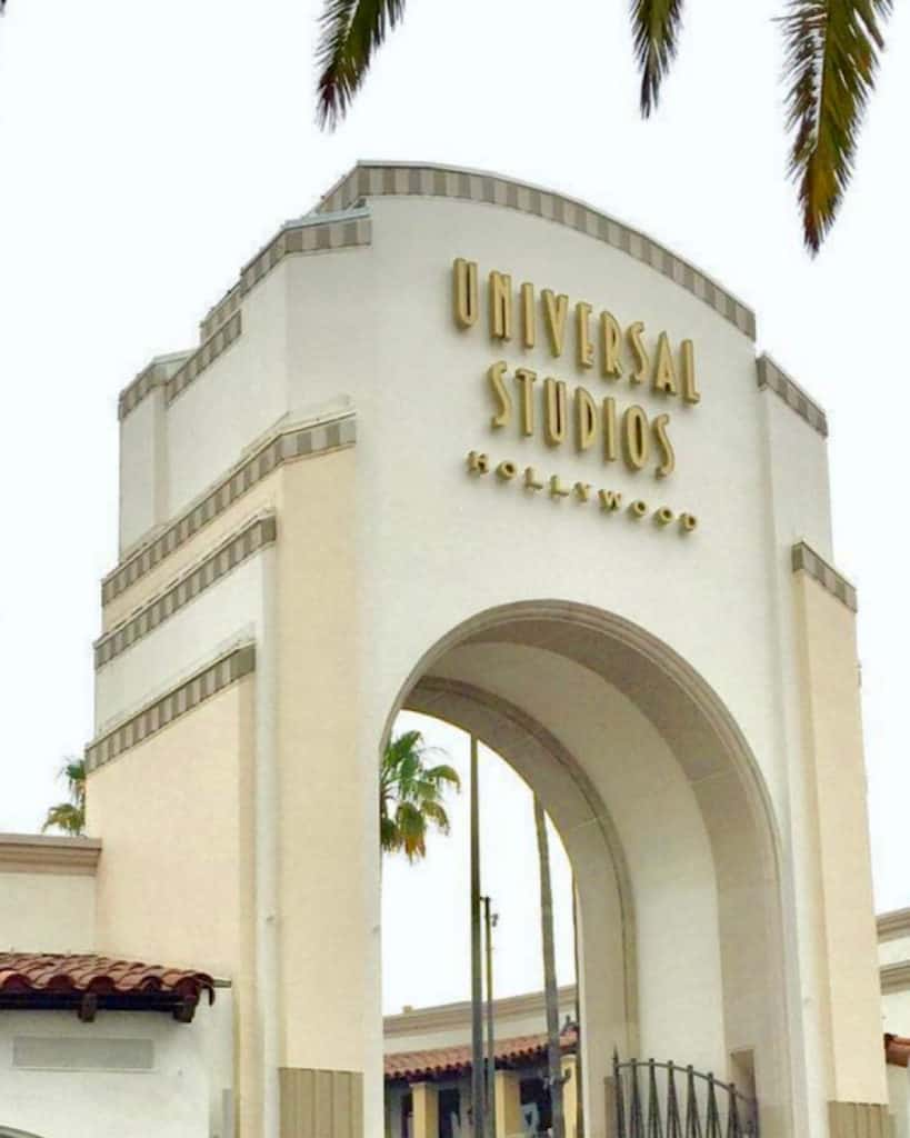 3 Days In Los Angeles itinerary - Universal Studios