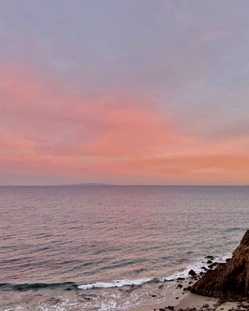 3 Days In Los Angeles itinerary -  Malibu
