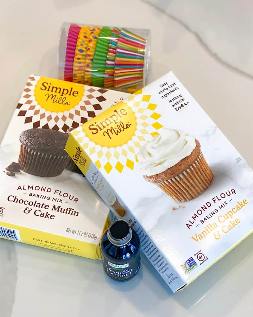 Baking mixes - simple baking recipes to try with your kids