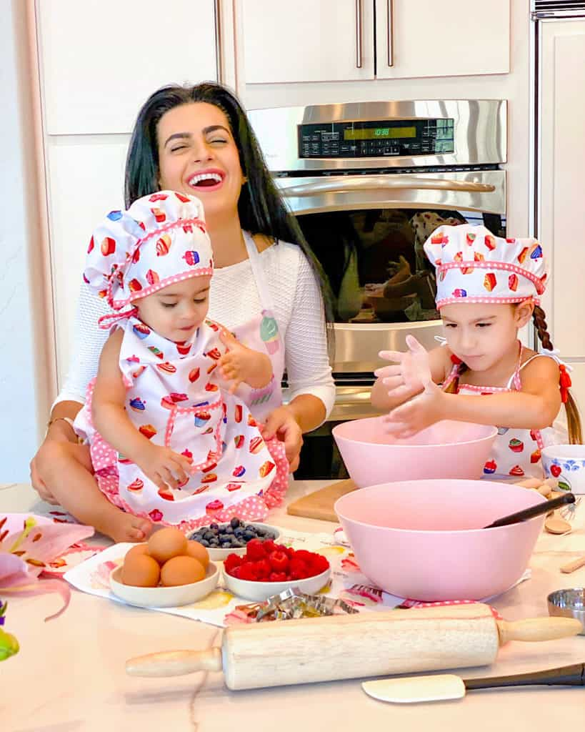 Having fun in the kitchen with these easy cake recipes try with your kids