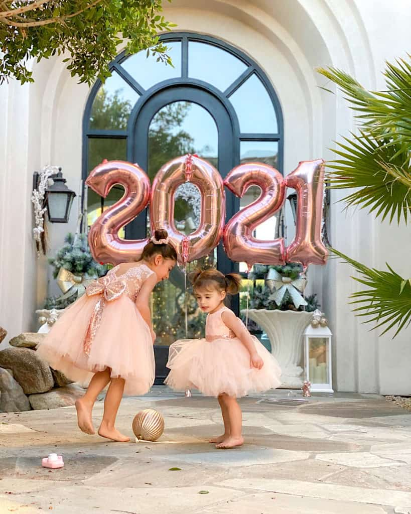 New Year's Goals 2021