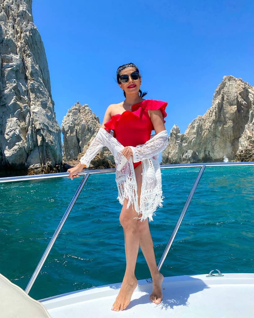Take a boat ride to Land's End - El Arco - when visiting Cabo San Lucas