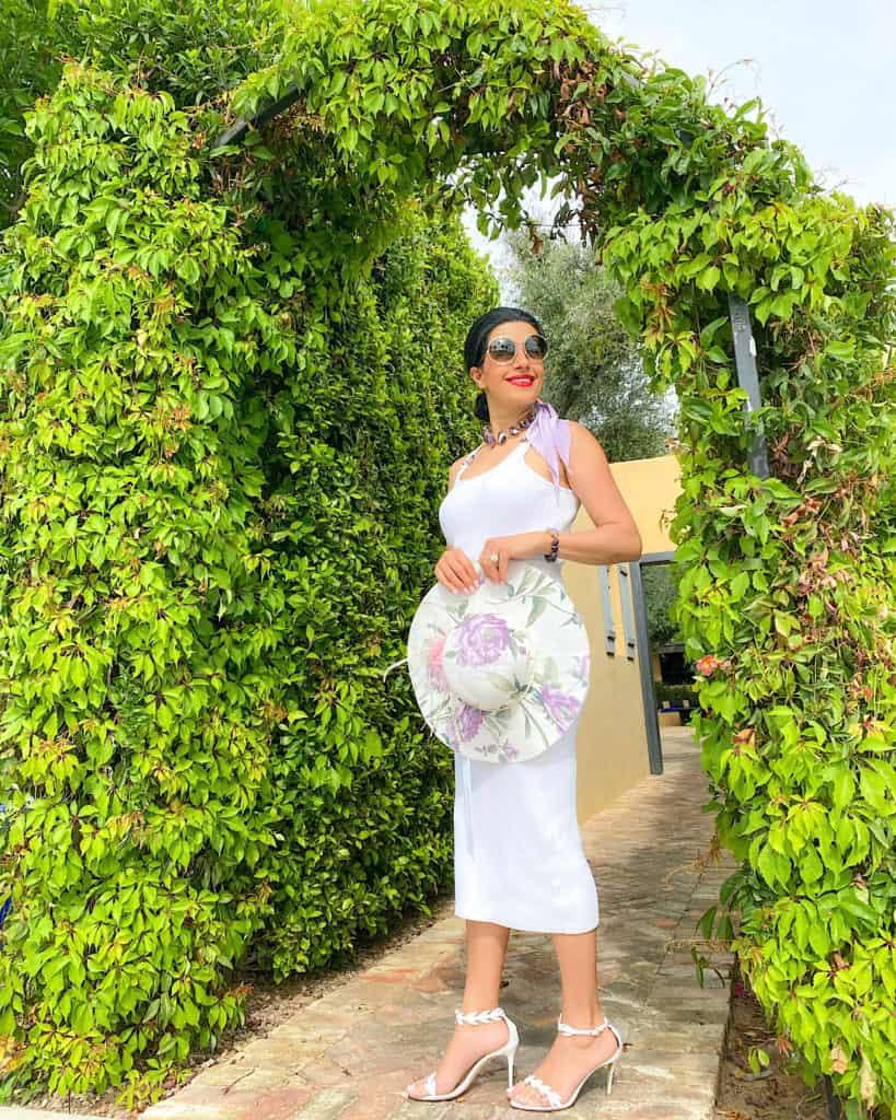 Top Summer Fashion Essentials - white dress