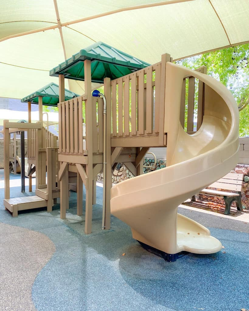 Hyatt Regency Scottsdale Arizona Fun Zone for kids