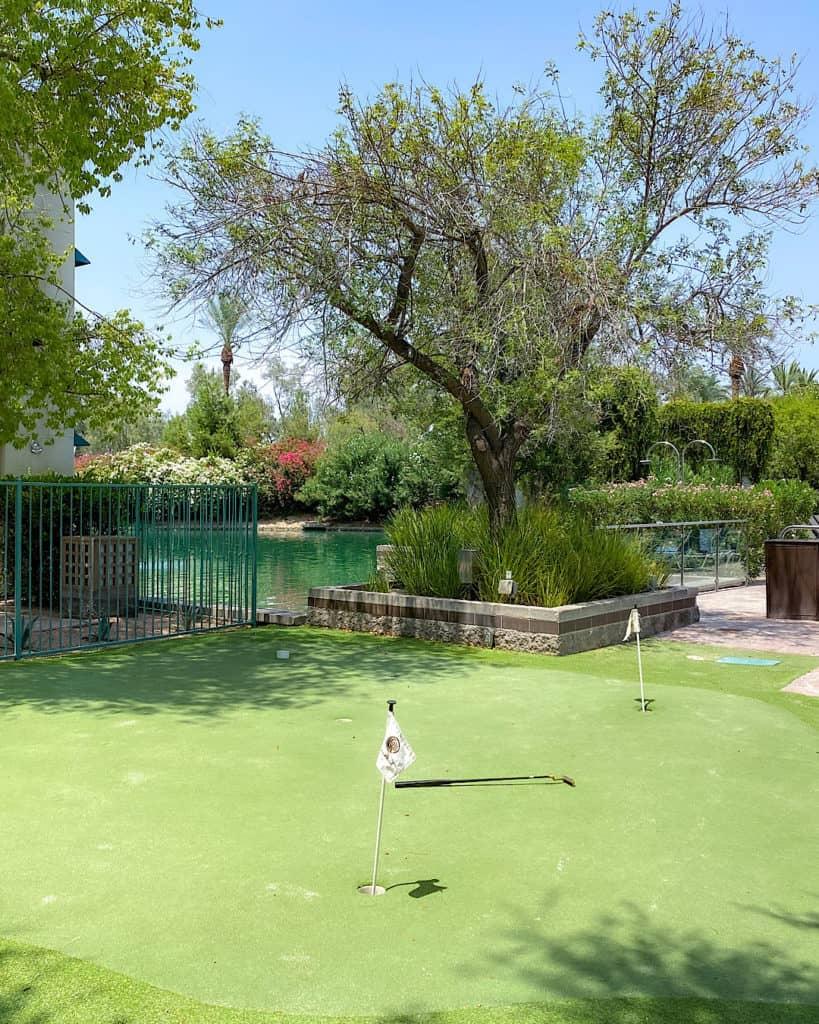 Hyatt Regency Scottsdale golf