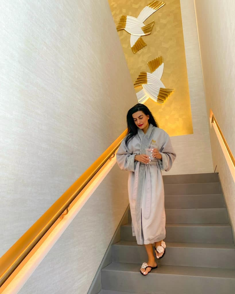 Spa Treatments at the Phoenician - travel guide