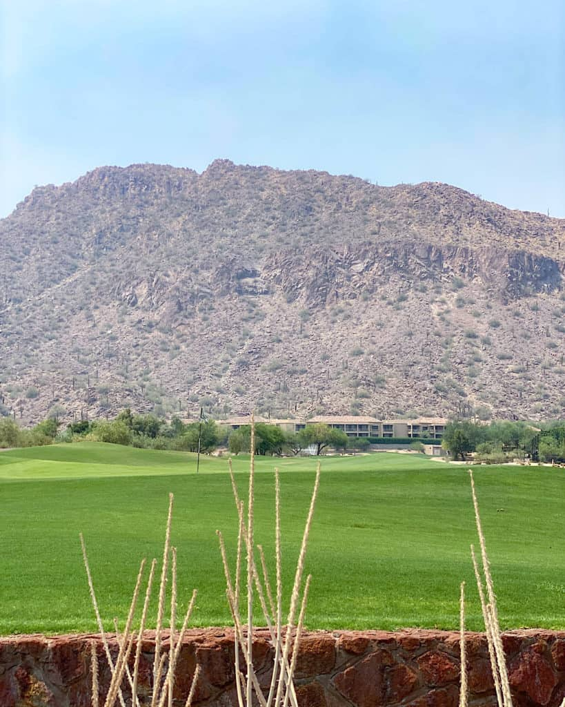 The Phoenician Golf Club - guide to travel and staying at the Phoenician